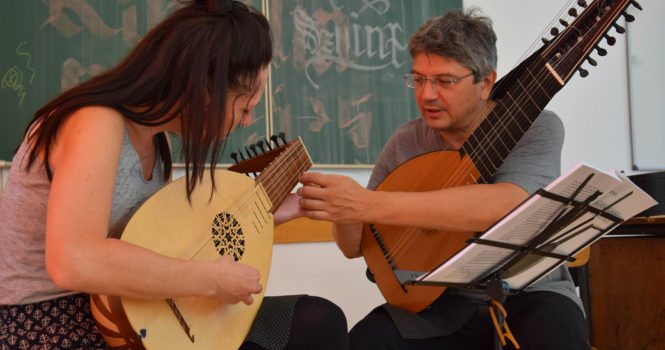 Lute and Guitar Masterclass